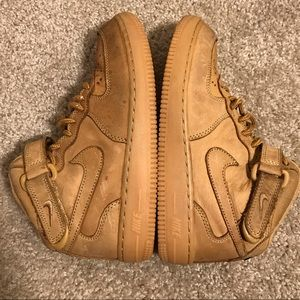Wheat AF1 Air Force 1 One Size 2.5y